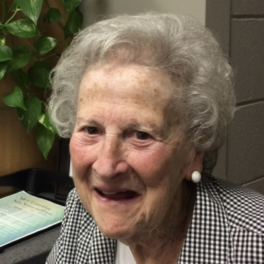 Evelyn Borshay 1923-2019